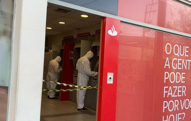 Confirmado o primeiro caso de covid 19 em um bancário, em Campo Mourão