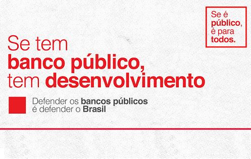 Conselheiros administrativos lançam manifesto em defesa dos bancos públicos