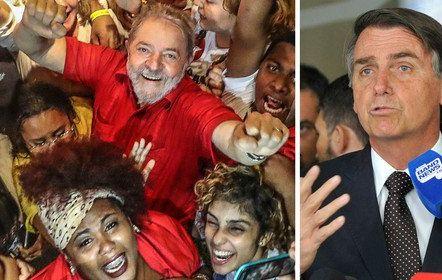 Contra Bolsonaro, frente única com Lula