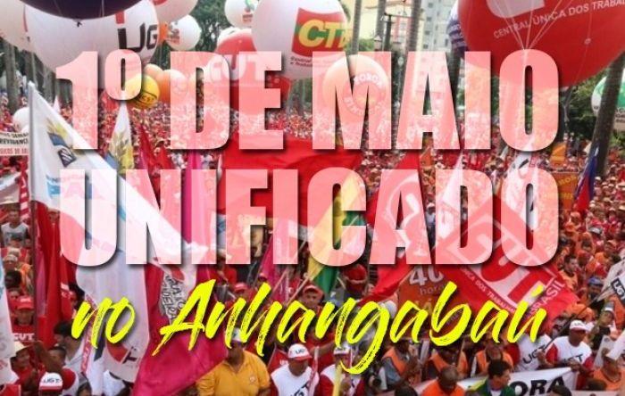 Contra reforma da Previdência, 1º de maio será unificado pela primeira vez