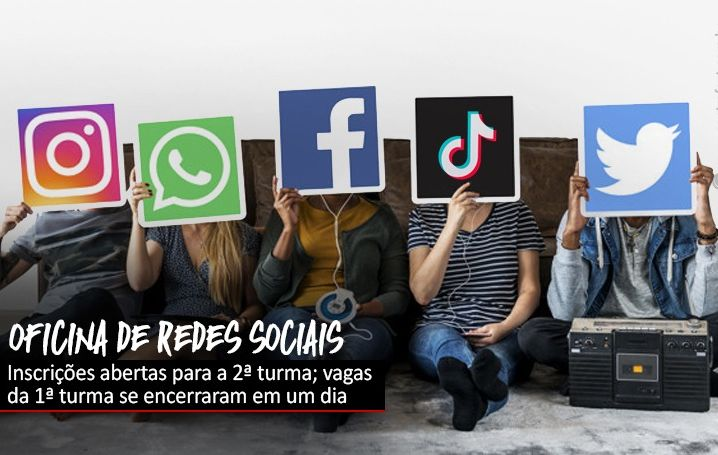 Contraf-CUT abre inscrições para 2ª turma da oficina de redes sociais