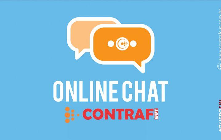 Contraf-CUT cria chat para responder questionamentos dos bancários