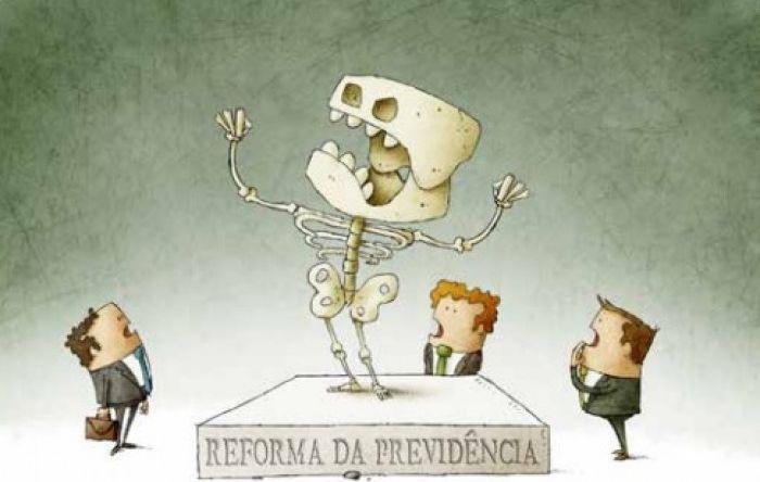 Contraf-CUT disponibiliza informativo sobre a Reforma da Previdência