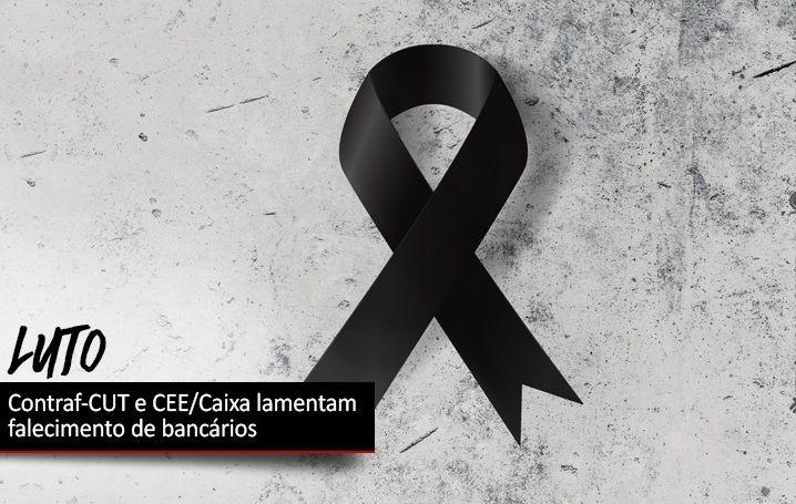 Contraf-CUT e CEE/Caixa lamentam falecimento de bancário da Caixa e sua esposa