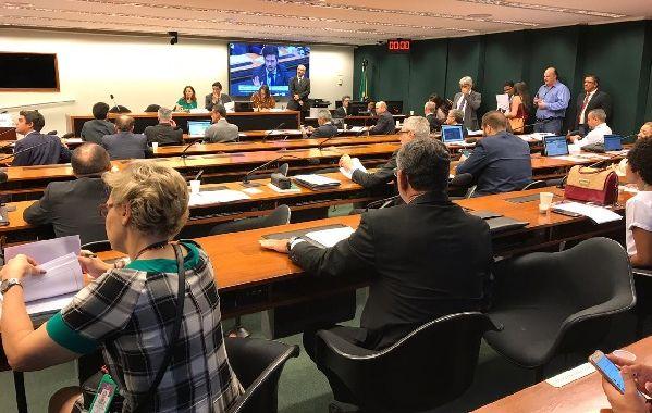 Contraf-CUT e entidades entregam a parlamentares carta de apoio ao Projeto que revoga CGPAR 23