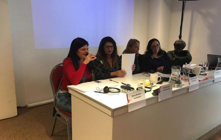 Contraf-CUT participa de 20ª Reunião do Comitê da UNI Américas Mulheres, em Montevidéu