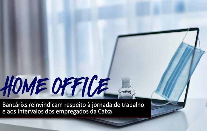 Contraf-CUT reivindica respeito à jornada de trabalho e aos intervalos dos empregados da Caixa