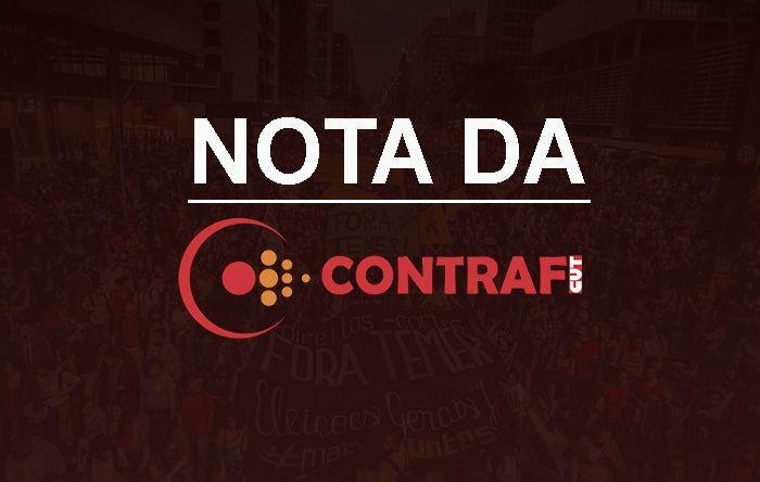 Contraf-CUT repudia regras de eleição da Funcef