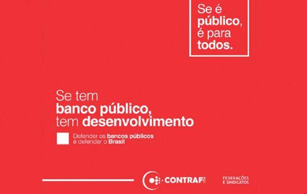 Contribuição dos bancos públicos para retomada da economia passa por crédito e políticas sociais