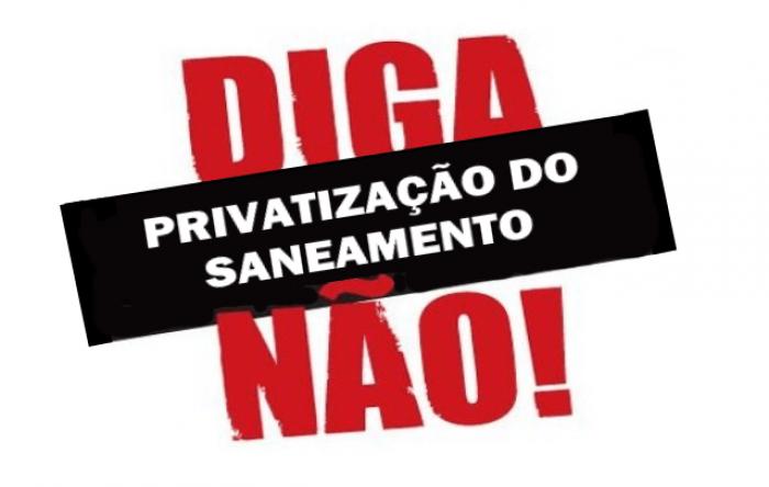 Coronavírus vira desculpa para governo pressionar por privatizações do saneamento