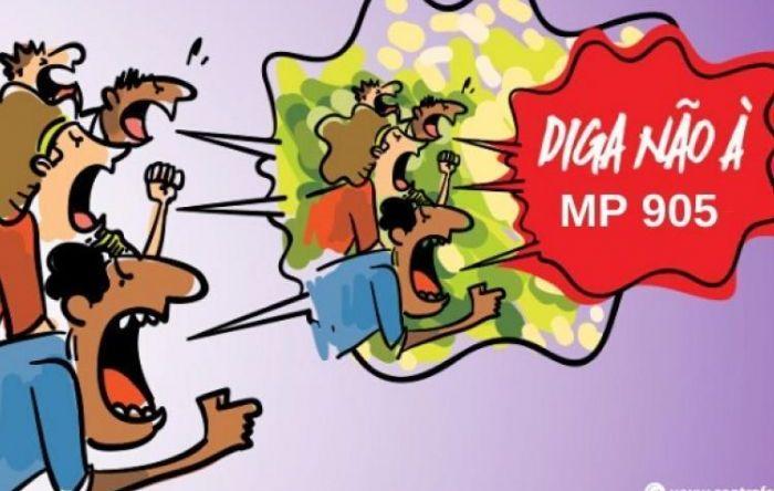 Corrida contra o tempo: só a pressão em senadores pode barrar MP 905