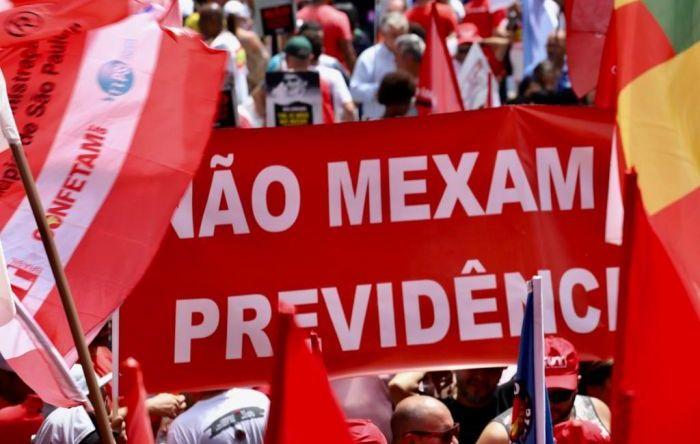 CUT e demais centrais vão a Brasília tratar da reforma da Previdência e MP 873