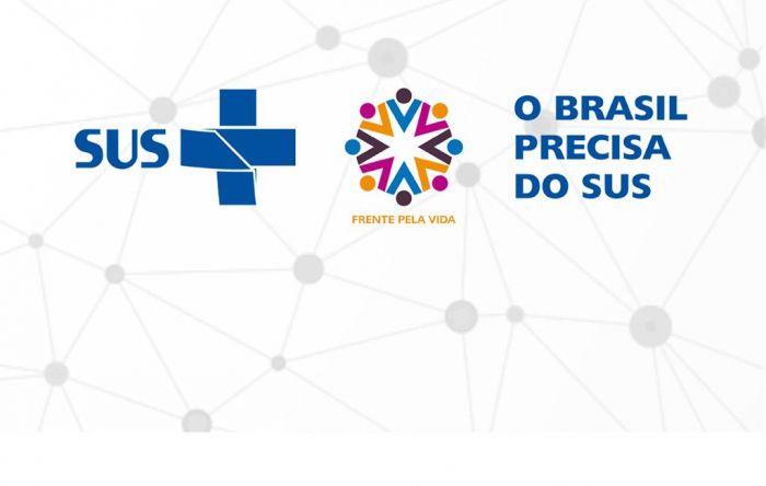 """CUT e entidades lançam nesta terça a campanha """"O Brasil precisa do SUS"""""""