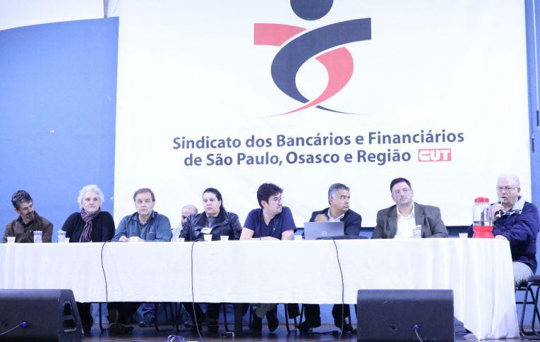 Debate sobre a Cassi encerra Encontro Nacional dos Funcionários do BB