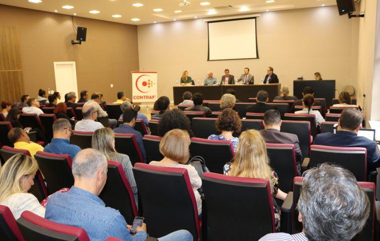 Debate sobre Futuro do Trabalho e Impactos da Indústria 4.0 encerra 2º Seminário Jurídico da Contraf-CUT