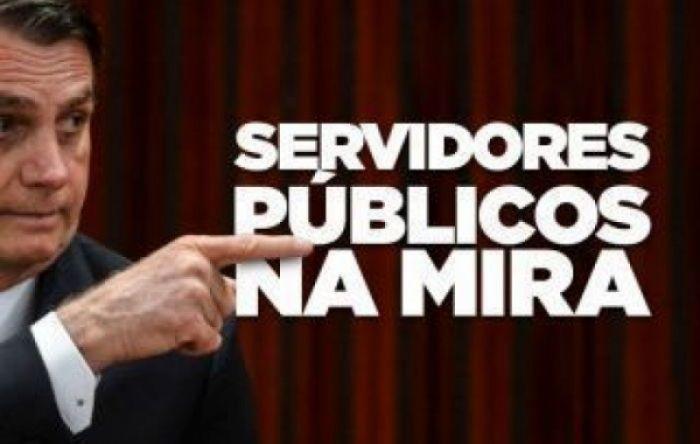 Decreto de Bolsonaro mexe na concessão de aposentadoria e pensões dos servidores