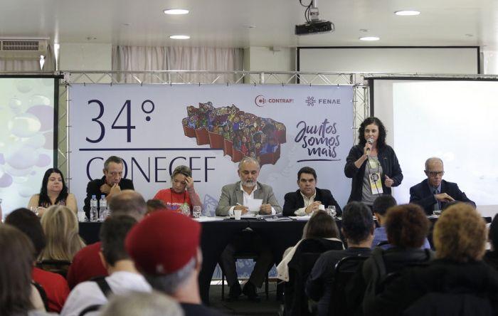 Delegados do 34° Conecef reiteram posição histórica em defesa da Funcef e de seus participantes