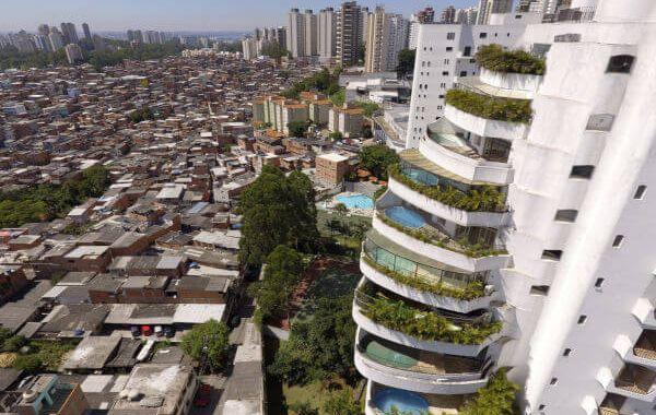 Desigualdade: 2.153 bilionários detêm a riqueza de 60% da população mundial