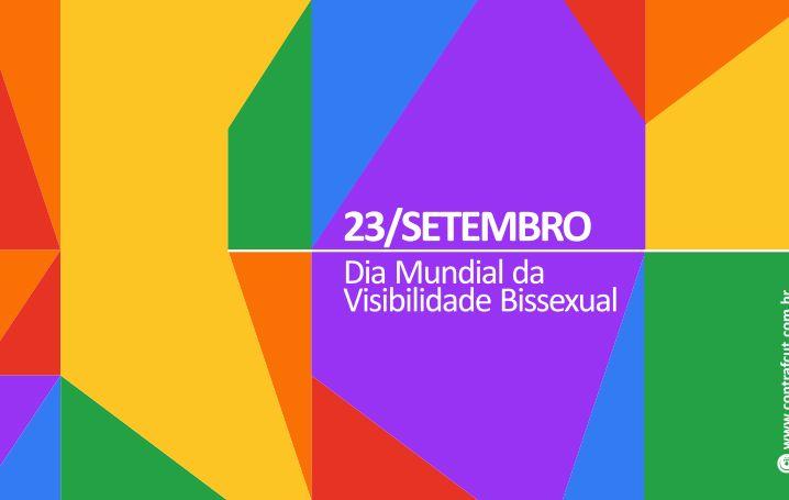 Dia do Orgulho Bissexual celebra o amor e história de luta da comunidade