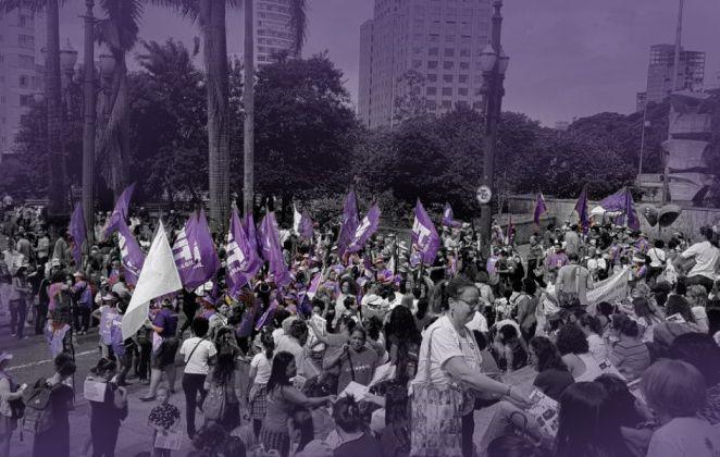 Dia Internacional da Mulher é marcado por manifestações por todo o mundo