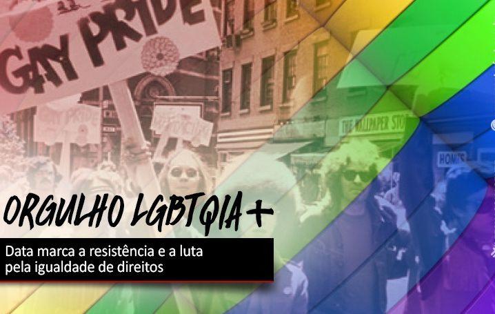 Dia Internacional do Orgulho LGBTQIA+ relembra conquistas