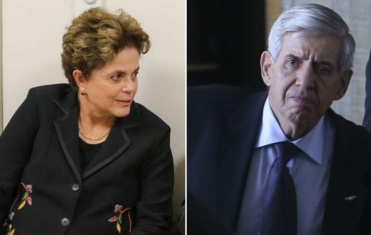 Dilma a Augusto Heleno: inteligência em que não se pode confiar