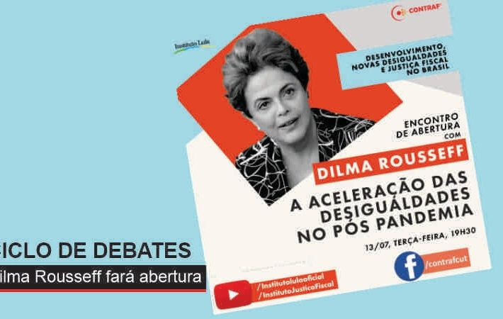 Dilma Rousseff abre ciclo de debates de formação