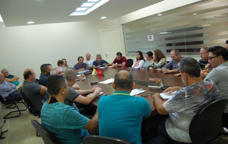Direção do Sindicato de Umuarama deliberar suspender venda da Chácara dos Bancários
