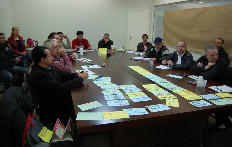 Diretoria do Sindicato de Umuarama faz planejamento para a gestão