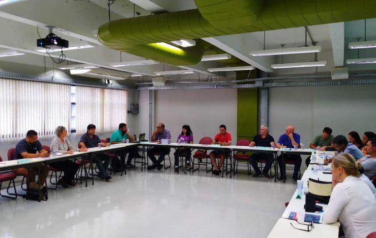 Dirigente do Sindicato de Umuarama participa de curso sobre Sindicalismo Internacional