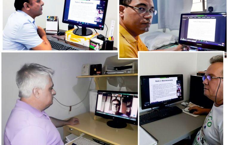 Dirigentes do Sindicato de Umuarama participam de curso do Dieese