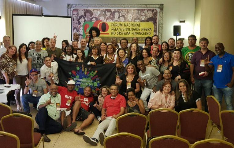 Dirigentes sindicais aprovam Carta Compromisso e Moção do V Fórum Pela Visibilidade Negra