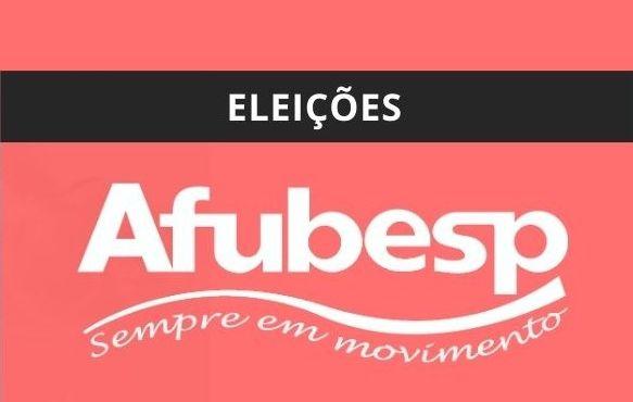Eleição da Afubesp acontecerá de 18 a 22 de maio