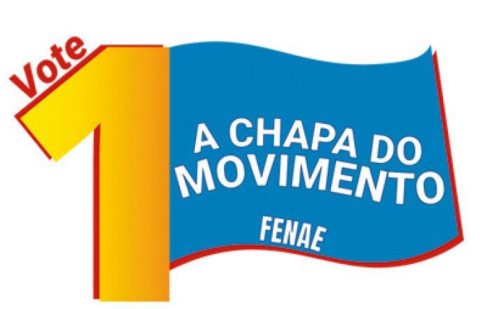 Eleição da Fenae será nos dias 15 e 16 de março