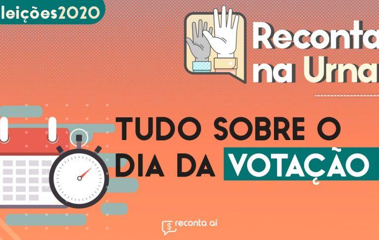 Eleições 2020: Entenda como vai funcionar o dia da votação
