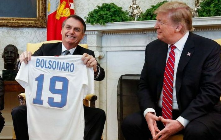 Eleições nos EUA: O que o Brasil ganhou e perdeu com a proximidade entre Bolsonaro e Trump