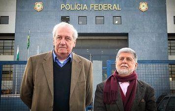 'Eles querem não apenas me manter preso, querem me calar', afirma Lula