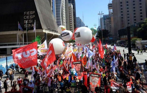 Em todos os estados, trabalhadores se mobilizam contra retrocessos
