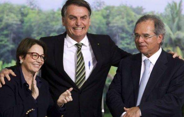 Empresa ligada ao banco BTG Pactual, fundado por Paulo Guedes, é a maior desmatadora do Pantanal