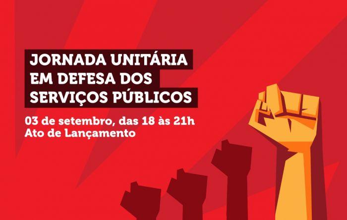 Enquanto Bolsonaro ataca, servidores lançam jornada para defender serviço público