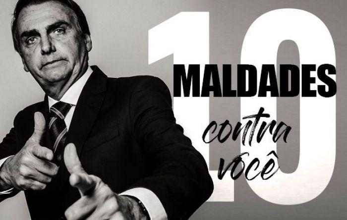 Entenda os 10 piores pontos da reforma da Previdência de Bolsonaro
