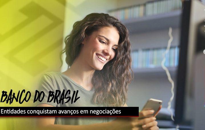 Entidades conquistam avanços em negociações sobre Covid-19 com o Banco do Brasil