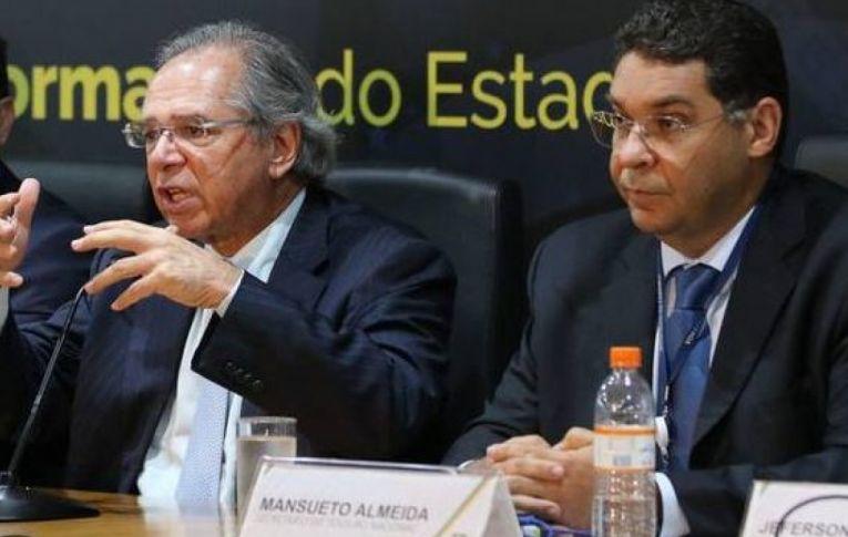 Ex-secretário do Tesouro de Bolsonaro, Mansueto Almeida se torna sócio de banco fundado por Guedes