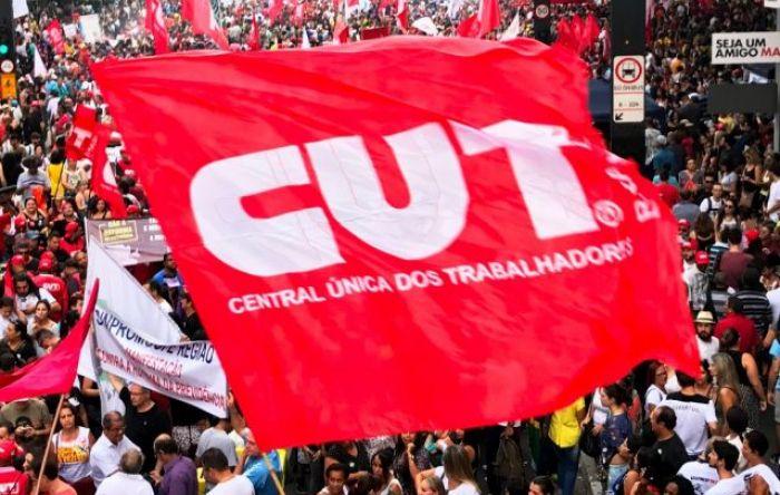 """Executiva da CUT convoca para 1º de Maio solidário, de luta e """"Fora, Bolsonaro"""""""