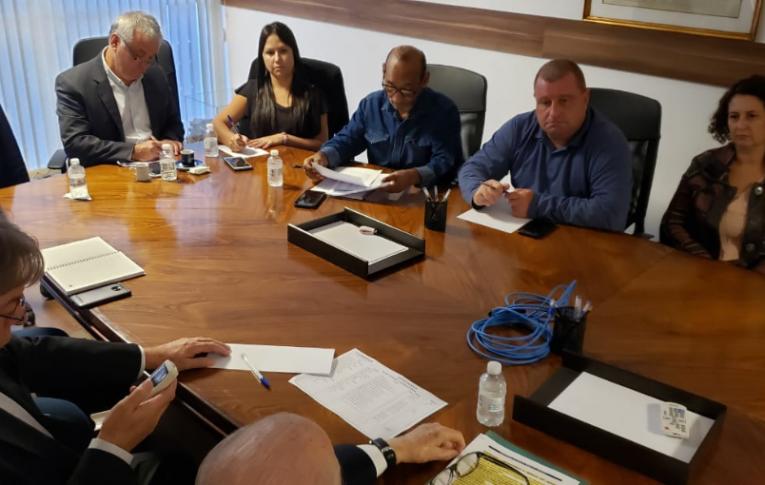 Financiários realizaram a primeira mesa de negociação do ano com a Federação patronal