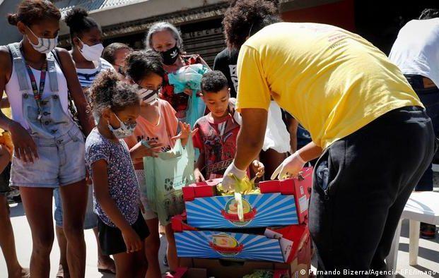 Fome no Brasil cresce e supera taxa de quando Bolsa Família foi criado