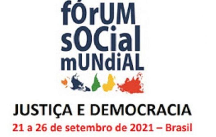 Fórum Social Mundial Justiça e Democracia será no Brasil na primavera de 2021