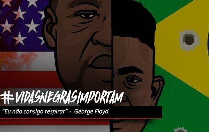 George Floyd: Povo Negro luta por justiça e pelo fim da violência policial
