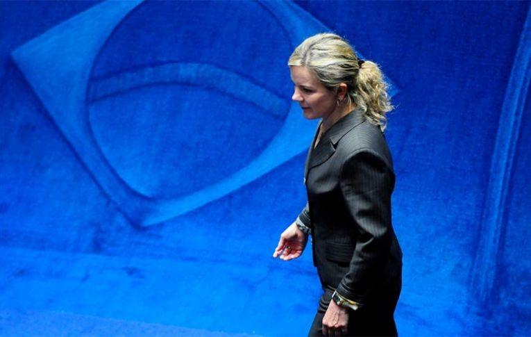 Gleisi Hoffmann: 'Interesses contra os quais estamos lutando são grandes e poderosos'