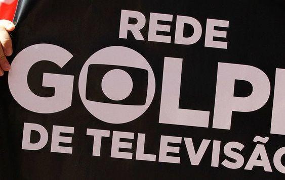Globo incita novo golpe militar, denuncia PT